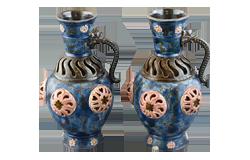404. Online auction - Porcelain, ceramics, glassware