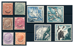 404. Online auction - Foreign philately and postal history
