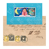 26. Major Auction sale of the unsold lots - Philately