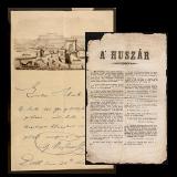 26. Nagyárverés maradékeladás - 1848-1849-es dokumentumok