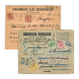 27. Major Auction - Hungarian covers at a very low starting price