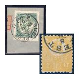 28. Gelaufene Grossauktion - Philatelie und Postgeschichte Ungarn