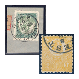 28. Major Auction - Hungarian philately and postal history