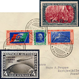 29. Major auction sale of the unsold lots - Foreign philately and postal history