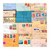 31. Gelaufene Gross-Auktion - Briefe mit niedrigem Preis, Lose, Sammlungen