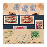 31. Major auction sale of the unsold lots - Foreign philately and postal history