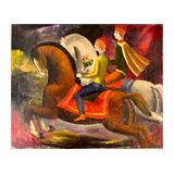 32. Closed major auction - Paintings and graphics