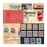 33. Major auction sale of the unsold lots - Foreign philately and postal history