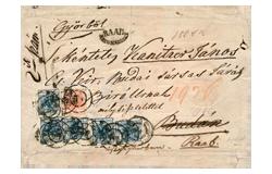 35. Gross-Auktion - Philatelie und Postgesichte Ungarn - Live