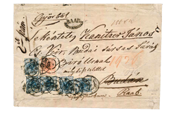 35. Major auction - Hungarian philately and postal history - Live