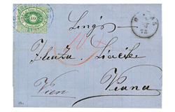 35. Major auction - Foreign philately and postal history