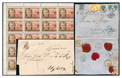 36. Major auction - Hungarian philately and postal history - Live