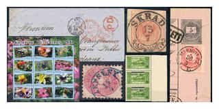 107. Gelaufene Fixpreis Angebot - 30% Herbstrabatt auf Briefmarken!