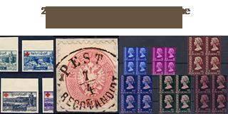 43. Gelaufene Fixpreisangebot - Winter Sale, 25 % Rabatt auf Briefmarken!