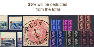 43. Closed Fixed price sale - 25% Winter Stamp Discount!