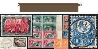 44. Fixpreisangebot - Winter Sale, 25 % Rabatt auf Briefmarken!