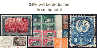 44. Fixed price sale - 25% Winter Stamp Discount!