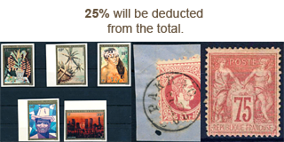 56. Closed Fixed price sale - 25% Summer Stamp discount!