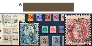 62. Fixpreisangebot - 25% Herbstrabatt auf Briefmarken!