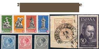 70. Gelaufene Fixpreisangebot - 25% Briefmarken Frühlingsrabatt!