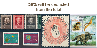 81. Fixed price sale - 30% Summer Stamp discount!
