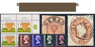 85. Gelaufene Fixpreisangebot - 30% Herbstrabatt auf Briefmarken!