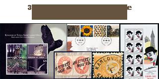 91. Gelaufene Fixpreisangebot - Winter Sale, 30% Rabatt auf Briefmarken!