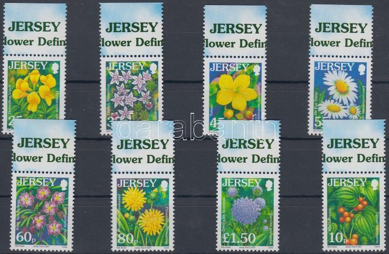 Definitive: wildflowers margin set, Forgalmi: vadvirágok ívszéli sor
