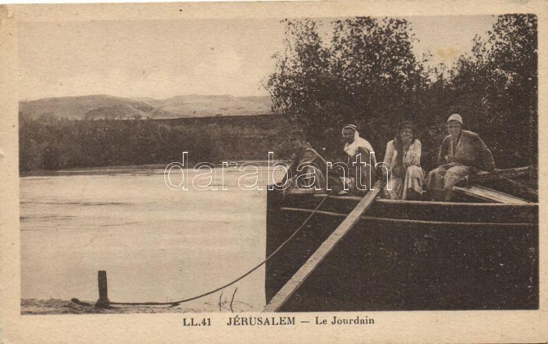 Jerusalem, Jordan River