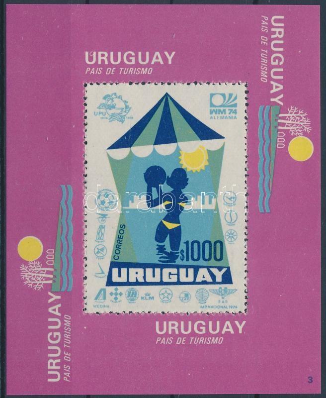 Uruguay - a country of tourism block, Uruguay - a turizmus országa blokk