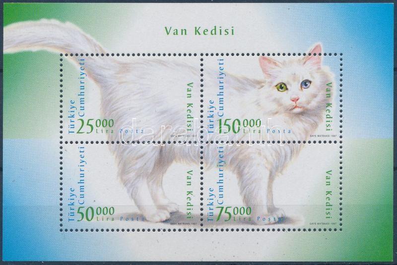Turkish cat block, Török macska blokk