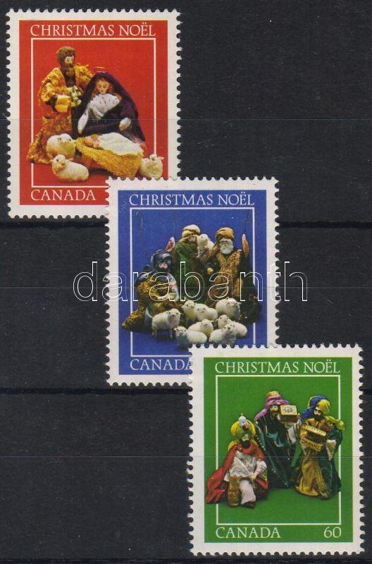 Christmas set, Karácsony sor, Weihnachten Satz