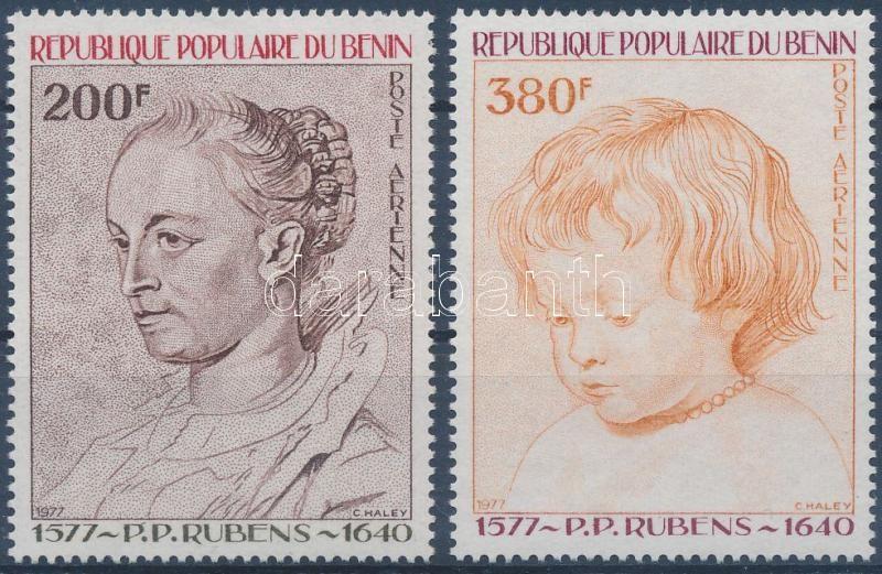 Rubens set, 400 éve született Rubens sor