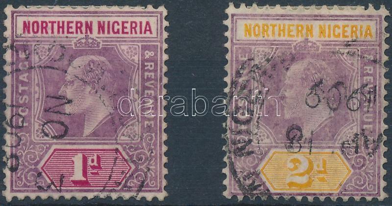 Northern Nigeria Definitive, Észak Nigéria Forgalmi