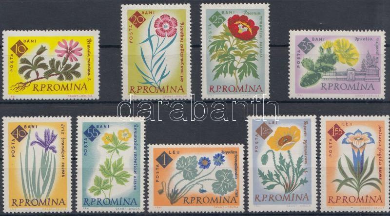 100th anniversary of botanical garden in Bucharest set, 100 éves a bukaresti botanikus kert sor