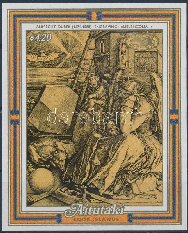 Dürer block, Dürer blokk
