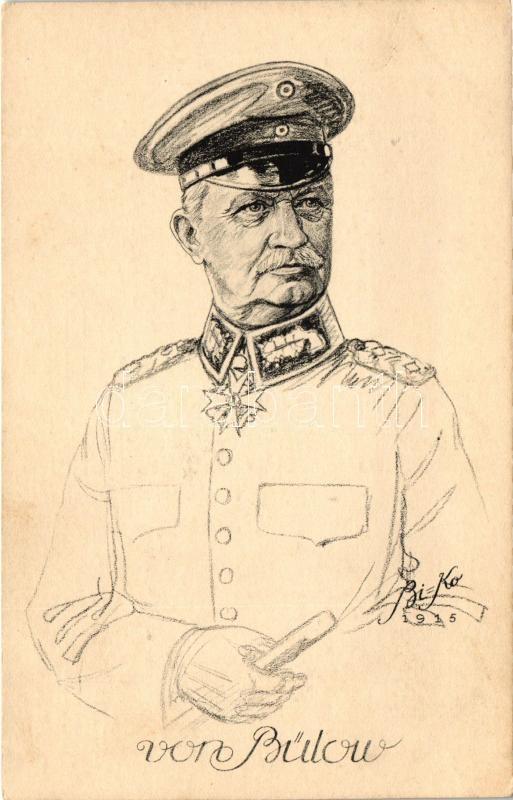 Karl von Bülow, Karl von Bülow német tábornagy