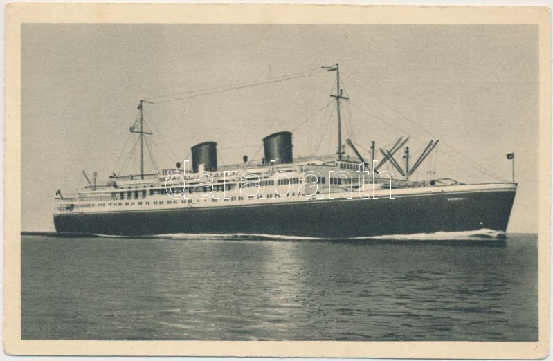 M/V Victoria, M/V Victoria hajó