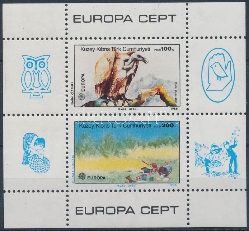 Europa CEPT nature conservation block, Europa CEPT Természet- és környezetvédelem blokk