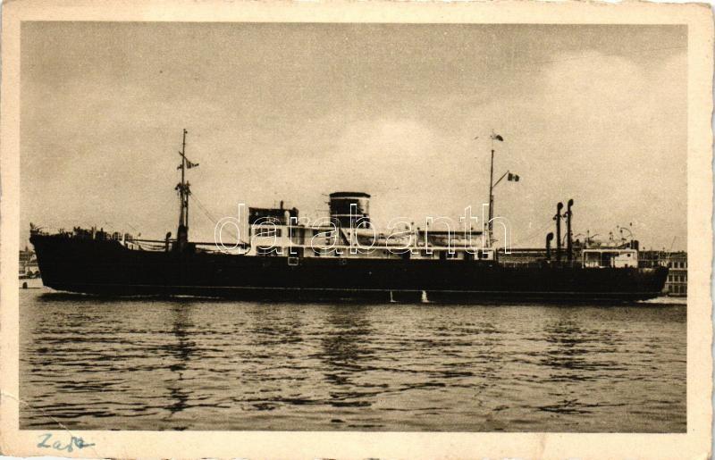 Motonave tipo 'Brioni' warship; Compagnia Adriatica di Navigazione Venezia, 'Brioni' hadihajó, Velencei Navigációs Adria Vállalat
