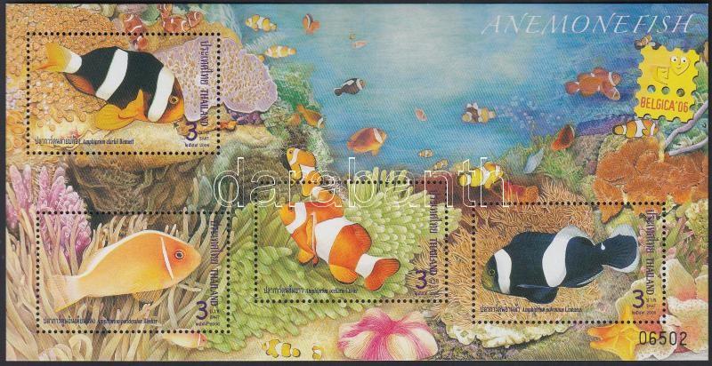 BELGICA bélyegkiállítás blokk, BELGICA stamp exhibition block
