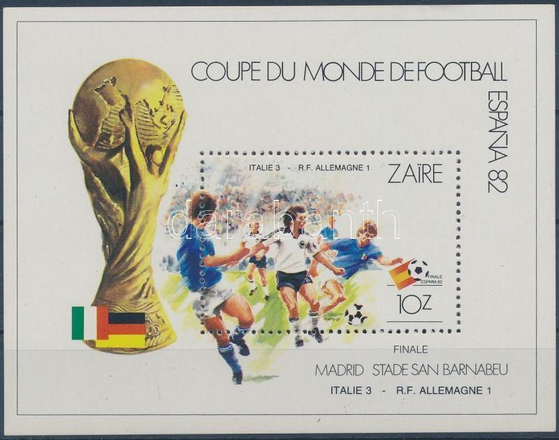 Football world cup block, Labdarúgó VB blokk