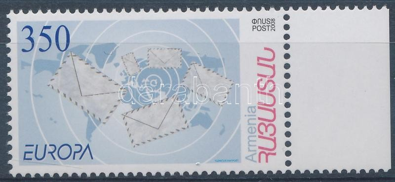 Europa CEPT margin stamp, Europa CEPT ívszéli bélyeg