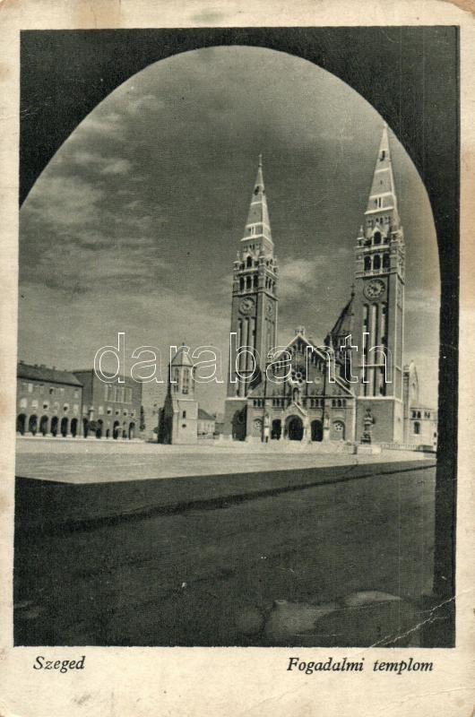 Szeged, Fogadalmi templom