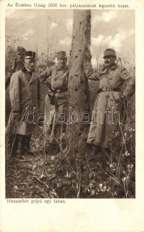 WWI picture of the Hungarian