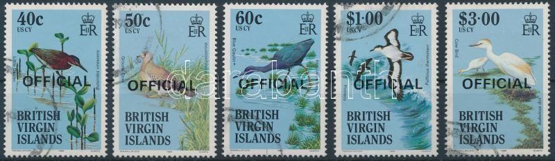 Official: Birds values, Hivatalos: Madár értékek