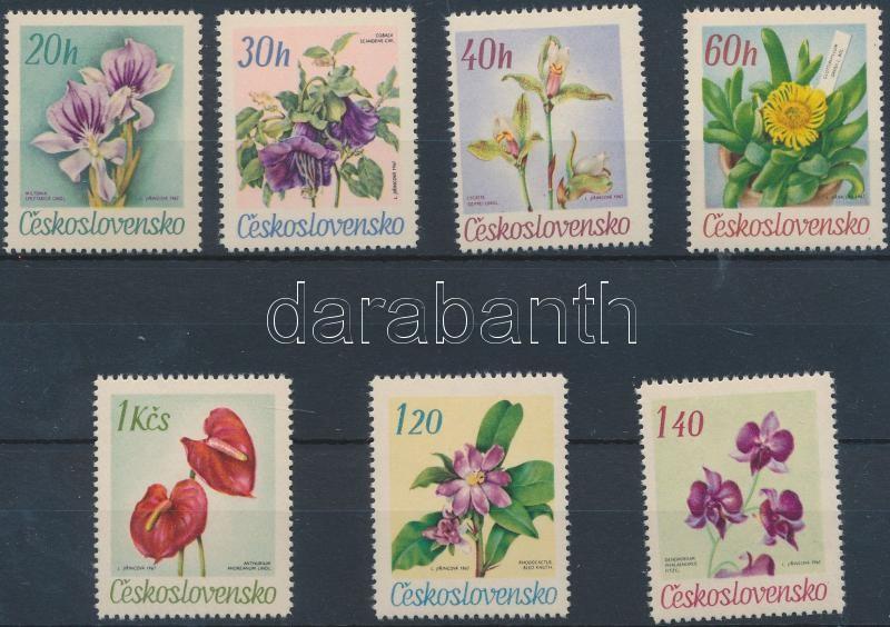 Botanical garden set, Botanikus kert sor