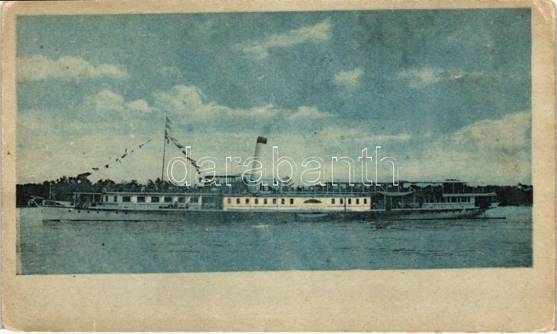 SS Budapest gőzös, SS Budapest, steamship