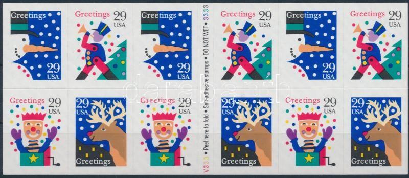 Christmas foil sheet, Karácsony fólia lap