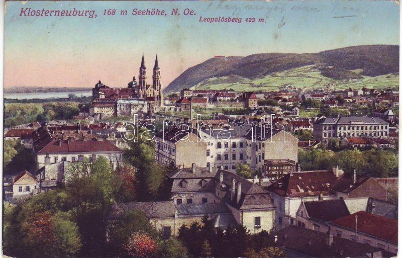 Klosterneuburg, Leopoldsberg